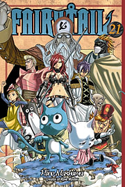 Fairy Tail 22 (Paperback) Books