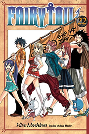 Fairy Tail 23 (Paperback) Books