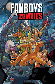 Fanboys VS. Zombies Vol. 1 (Paperback) Books