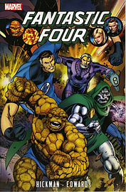 Fantastic Four by Jonathan Hickman - Volume 5 (Paperback) Books