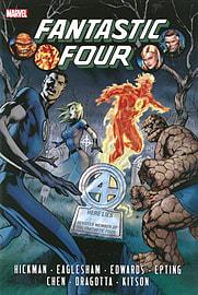 Fantastic Four Omnibus Volume 1 (New Printing) (Hardcover) Books