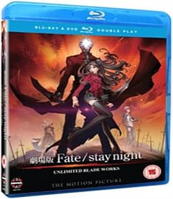 Fate Stay Night: Unlimited Blade Works [Blu-ray] Blu-ray