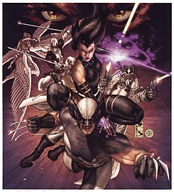 Fear Itself: Uncanny X-Force/The Deep (Paperback) Books