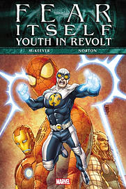 Fear Itself: Youth In Revolt (Hardcover) Books