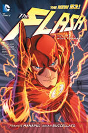 Flash Volume 2: Rogue's Revolution TP (The New 52) (Flash (DC Comics Numbered)) (Paperback) Books