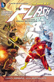 The Flash Volume 2: Rogues Revolution HC (The New 52) (Hardcover) Books
