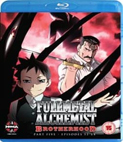 Fullmetal Alchemist Brotherhood Five (Episodes 53-64) Blu-ray Blu-ray