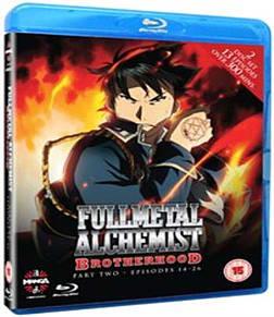 Fullmetal Alchemist Brotherhood Vol 2 (Eps 14-26) [Blu-ray] Blu-ray