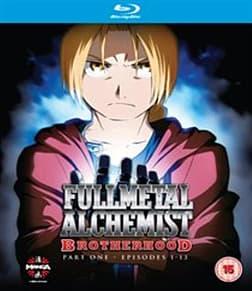 Fullmetal Alchemist Brotherhood Vol 1 (Eps 1-13) [Blu-ray] Blu-ray