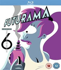 Futurama - Season 6 [Blu-ray] Blu-ray