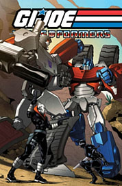 G.I. JOE / Transformers Volume 3 (Paperback) Books