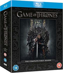 Game of Thrones - Season 1 [Blu-ray] [2012] [Region Free] Blu-ray