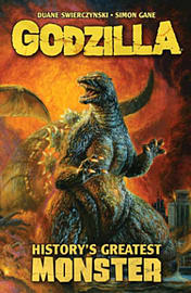 Godzilla: Legends (Paperback) Books