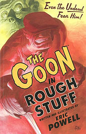 The Goon Volume 11: The Deformed of Body and Devious of Mind (Goon (Numbered)) (Paperback) Books
