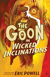 The Goon Volume 6: Chinatown and the Mystery of Mr. Wicker (Paperback) Books