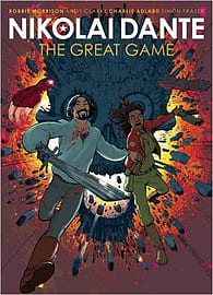 The Great Game (Nokolai Dante) (Paperback) Books