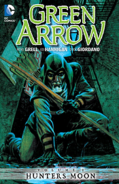 Green Arrow Volume 2: Triple Threat TP (Paperback) Books