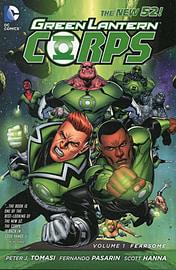 Green Lantern Corps Revolt Of Alpha Lanterns TP (Green Lantern Corps (Quality Paper)) (Paperback) Books