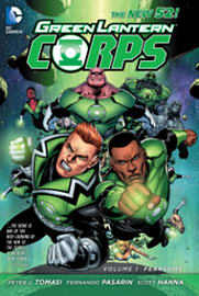 Green Lantern Corps Volume 2: Alpha War HC (The New 52) (Hardcover) Books
