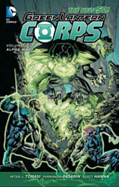 Green Lantern Corps Volume 3: Willpower TP (The New 52) (Paperback) Books