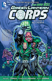 Green Lantern Corps: The Weaponer TP (Green Lantern Corps (Quality Paper)) (Paperback) Books