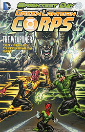 Green Lantern Emerald Warriors TP Vol 01 (Green Lantern Graphic Novels) (Paperback) Books
