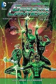Green Lantern New Guardians Volume 2: Beyond Hope HC (The New 52) (Hardcover) Books
