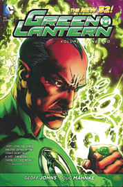 Green Lantern Volume 2: The Revenge of Black Hand TP (The New 52) (Paperback) Books