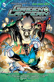 Green Lantern: Rise of the Third Army HC (The New 52) (Hardcover) Books