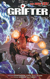 Grifter Volume 2: New Found Power TP (The New 52) (Paperback) Books