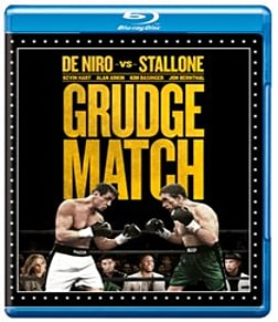Grudge Match [Blu-ray] [2014] [Region Free] Blu-ray
