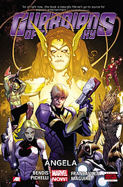 Guardians of the Galaxy Volume 2: Angela (Paperback) Books