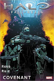 Halo: Fall of Reach: Covenant (Halo (Marvel Hardcover)) (Hardcover) Books