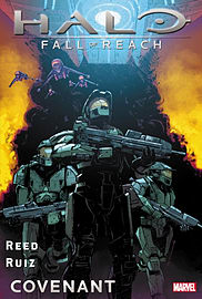 Halo: Fall of Reach: Invasion (Halo (Marvel Hardcover)) (Hardcover) Books