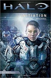 Halo: Initiation (Hardcover) Books