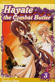 Hayate the Combat Butler Volume 9 (Paperback) Books