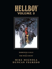Hellboy Library Edition Volume 6 (Hellboy (Dark Horse Library)) (Hardcover) Books