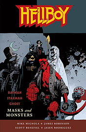 Hellboy: Odder Jobs (Paperback) Books