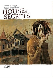 House of Secrets Omnibus HC (MR) (Hardcover) Books