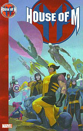 House Of M: Masters Of Evil TPB (Graphic Novel Pb) (Paperback) Books