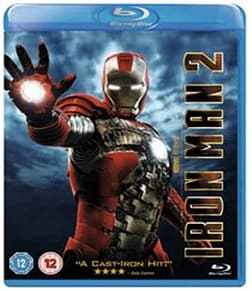 Iron Man 2 [Blu-ray] [Region Free] Blu-ray