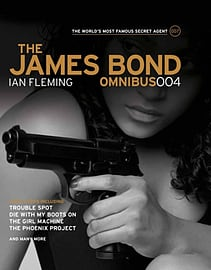 The James Bond Omnibus Vol.1 (Paperback) Books