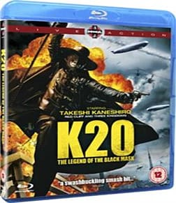 K-20: The Legend Of The Black Mask Blu-ray Blu-ray