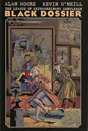 The League of Extraordinary Gentlemen Black Dossier (League of Extraordinary Gentmn) (Paperback) Books