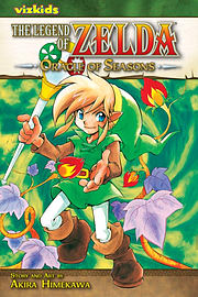 The Legend of Zelda 5 - Oracle of Ages (Paperback) Books