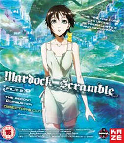Mardock Scramble: The Second Combustion [Blu-ray] Blu-ray