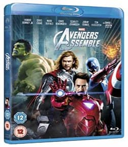 Marvel's Avengers Assemble [Blu-ray] [Region Free] Blu-ray