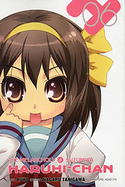 The Melancholy of Suzumiya Haruhi-Chan, Vol. 7 (Paperback) Books
