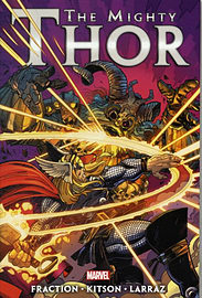 The Mighty Thor/Journey Into Mystery: Everything Burns (Paperback) Books