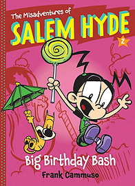 The Misadventures of Salem Hyde: Book One: Spelling Trouble (Paperback) Books